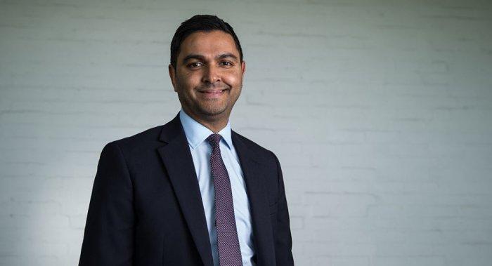 PCB Chief Executive Officer (CEO) Wasim Khan. (Photo credit: Wisden)