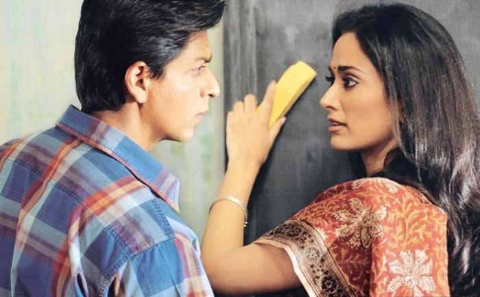 SRK in Swades. (Credit: still from the film)