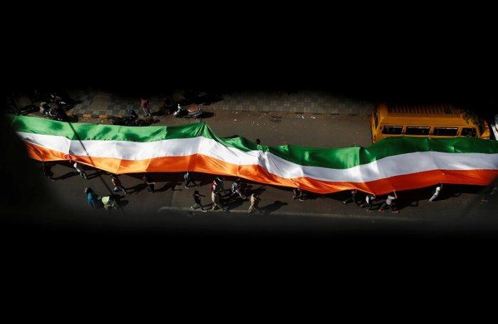 Indian flag. (File Photo)