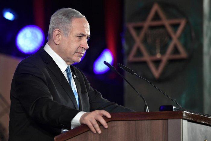 Israeli Prime Minister Benjamin Netanyahu. (Reuters photo)
