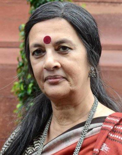 CPI(M) leader Brinda Karat. (DH Photo)