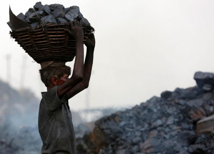 Earlier, this month the government had said that it is initiating the process of coal auctions and the first round of sale of blocks under commercial mining is proposed to be launched in the ongoing fiscal. Credit: AFP Photo
