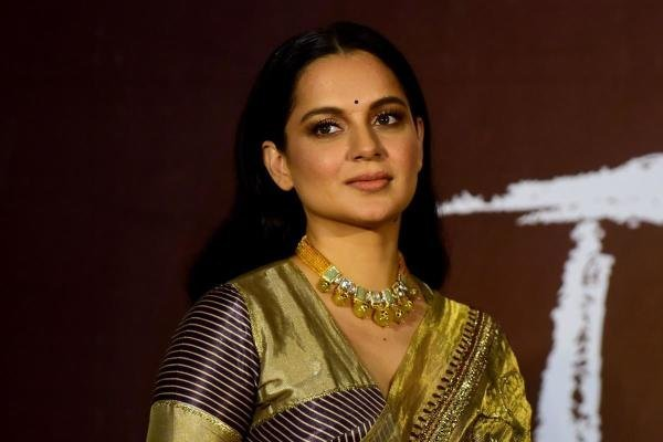 Kangana Ranaut has been honoured with the Padma Shri. (Credit: AFP)