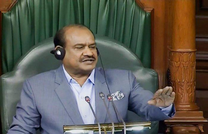 Om Birla. (PTI Photo)