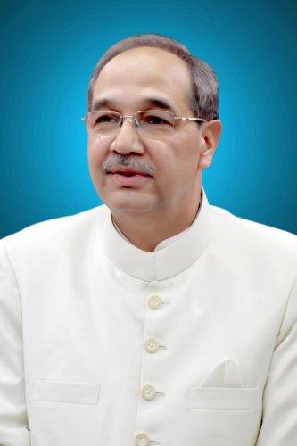Tariq Mansoor. (Credit: AMU website)