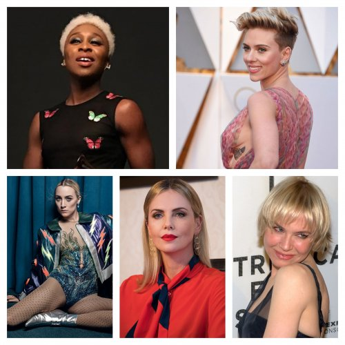 Oscars 2020 Best Actress nominees. (Credit: Facebook/Wikimedia Commons)