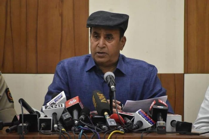 """""""I told them they can come and meet me. But no one has yet come to meet me with proof (showing that a fresh investigation was needed),"""" Deshmukh, who belongs to the NCP, said."""