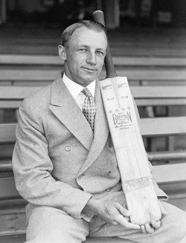 In The Don's case, the reason is clear, his many towering, unmatched accomplishments. (Photo credit: Wikipedia)