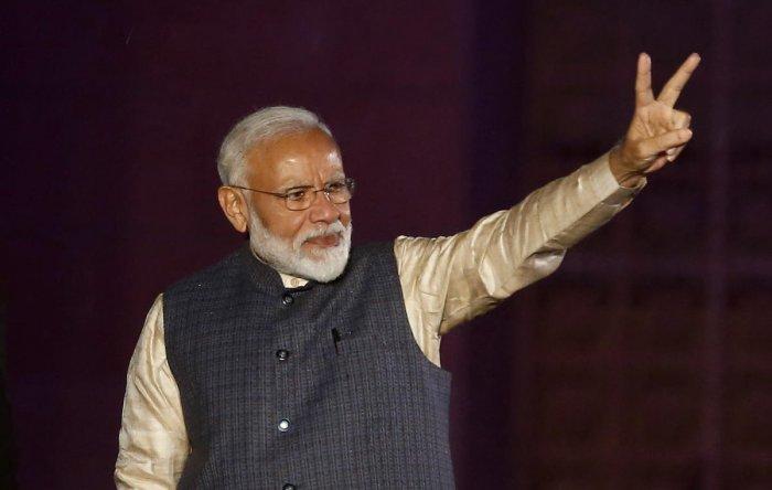 "Prime Minister Narendra Modi had taken several steps to catapult India to the status of ""Vishwa Guru"" (world leader), Uttar Pradesh minister Laxmi Narayan Chaudhary said on Sunday."