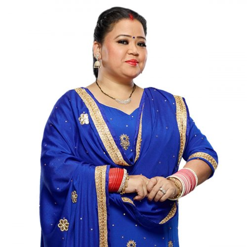 Bharti Singh is a noted comedian. (Credit: Facebook)