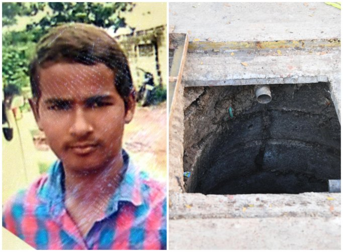 Though manual scavenging is illegal, the contractor, Marianna (50), hired the deceased Siddappa to clean theseptictankof a building managed by SSBS Jain Sangh Trust on Infantry Road. Marianna had promised Siddappa Rs 600 for the job.