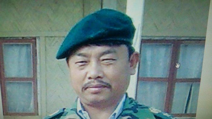 Rockwang Tangkhul alias Absolom, the NSCN (IM) militant wanted in Arunachal Pradesh MLA killing case. (Photo credit: NIA, New Delhi)