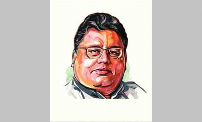 Ace investor Rakesh Jhunjhunwala. (Photo: Twitter)