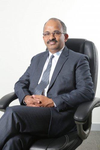Suresh KV (DH Photo)