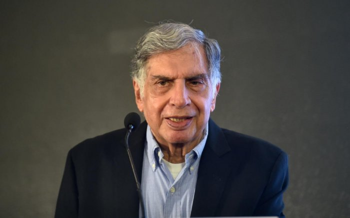 Tata, who also invests in startups, also said old-age businesses will recede and the young founders of innovative companies are the future leaders of the Indian industry.