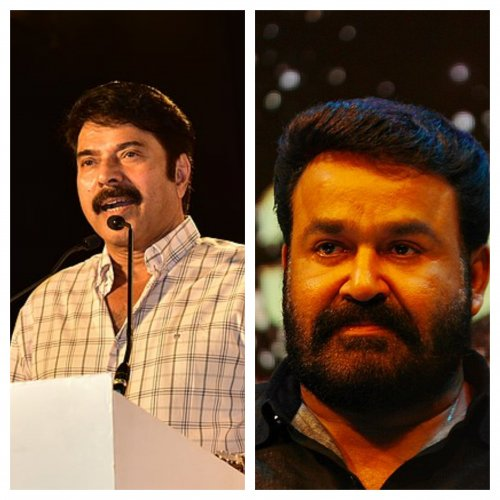 Mammootty and Mohanlal are the pillars of Malayalam cinema. (Credit:Wikimedia Commons)
