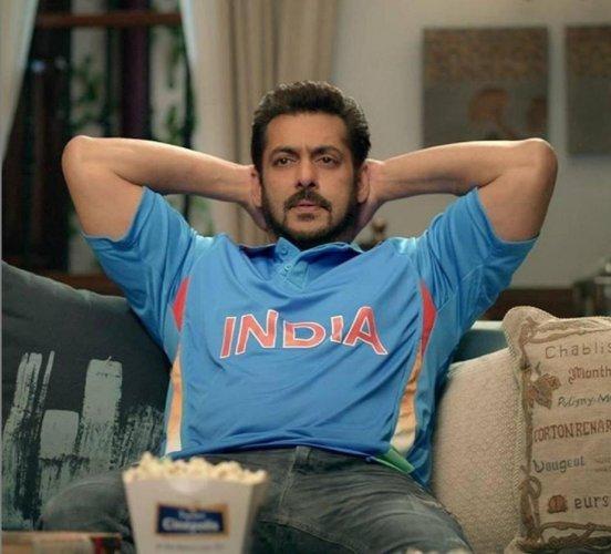 Salman Khan. (Credit: DH photo)