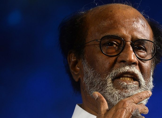 Superstar Rajinikanth suffered minor injuries when he was shooting for the Man vs. Wild documentary in the Bandipur Tiger Reserve in Karnataka.