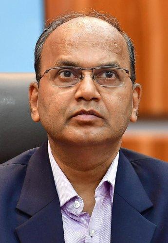 Chief Secretary TM Vijay Bhaskar