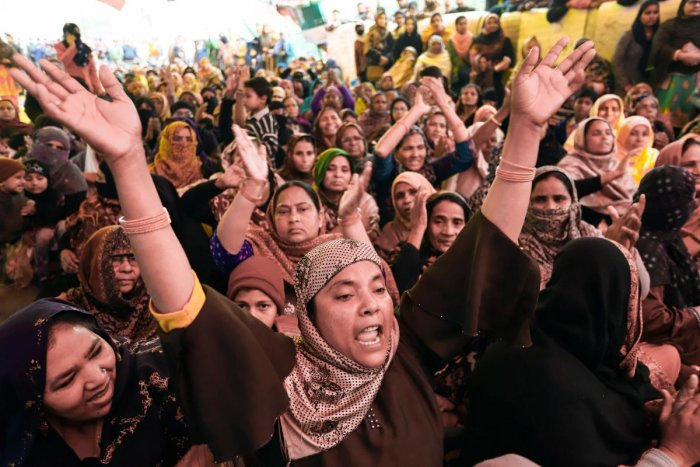 when the Shaheen Bagh form of satyagraha started surfacing in small and big towns in the country, one knew that the language of political expression had moved to the next chapter.