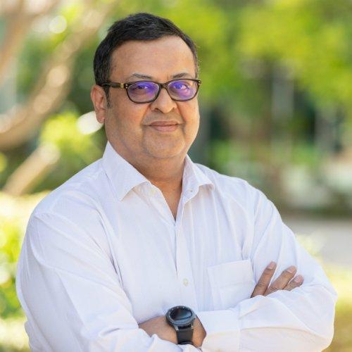 Nitish Jain, President, SP Jain School of Global Management.