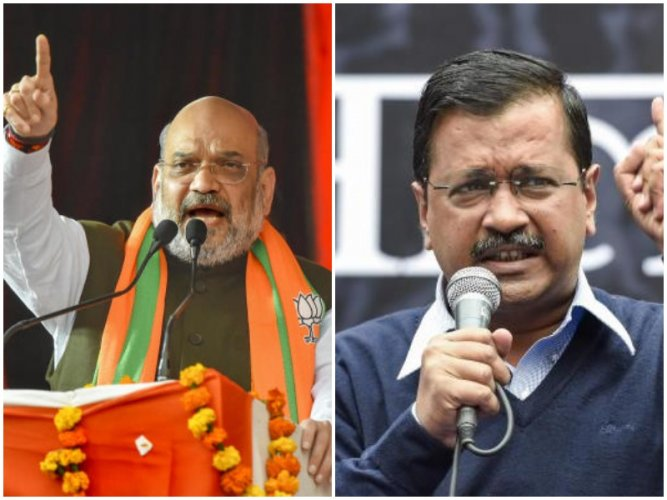 The AAP has also sought action against the three BJP MPs. (Credit: PTI Photos)