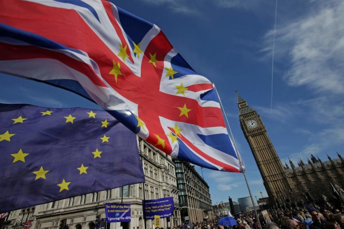 After Friday, Britain faces an 11-month Brexit period that expires on December 31, by which time Johnson will try to strike new trade deals with the EU and other countries around the world. Credit: AFP Photo