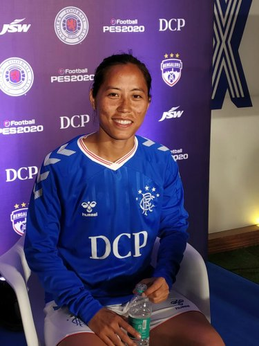 Bala Devi, who has already had one stint in Maldives with New Radiants Sports Club, said the move comes at the right time in her career.