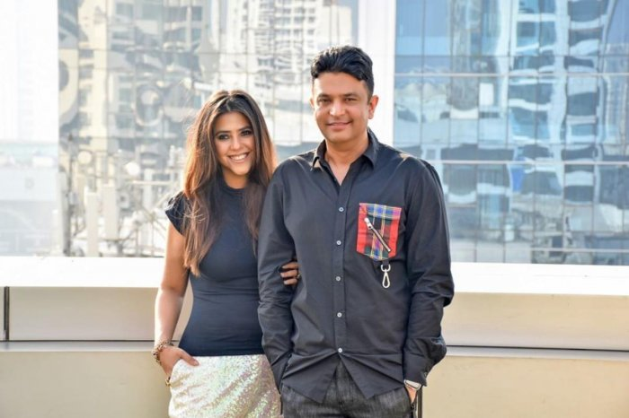 Ekta Kapoor and producer Bhushan Kumar are joining hands to create films together. (Credit: Facebook)