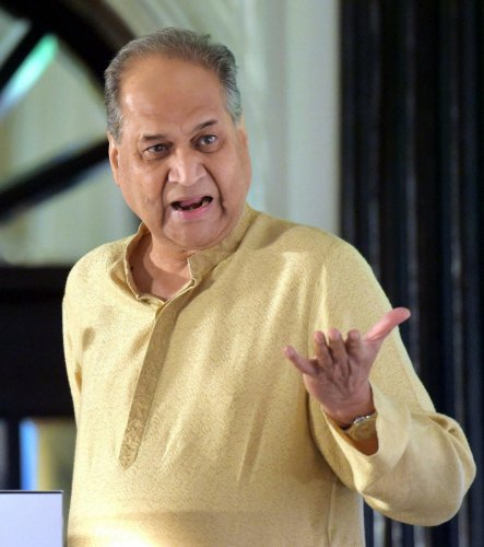Rahul Bajaj. PTI file photo