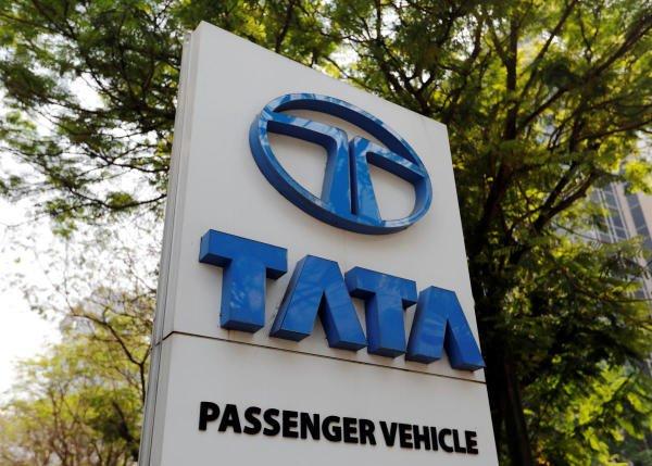 Tata Motors logo (Reuters Photo)