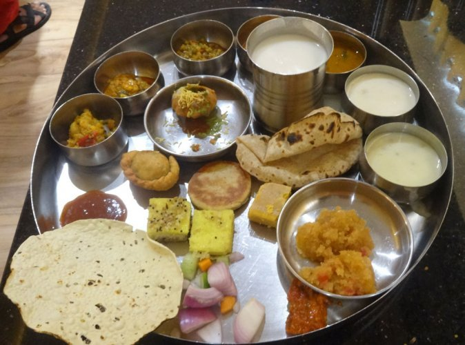 """""""Both across India and the four regions – North, South, East and West – it is found that the absolute prices of a vegetarian thali have decreased significantly since 2015-16 though the price has increased in 2019,"""" the Survey said."""