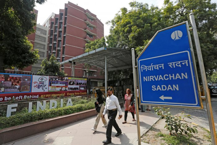 Election Commission of India (PTI Photo)