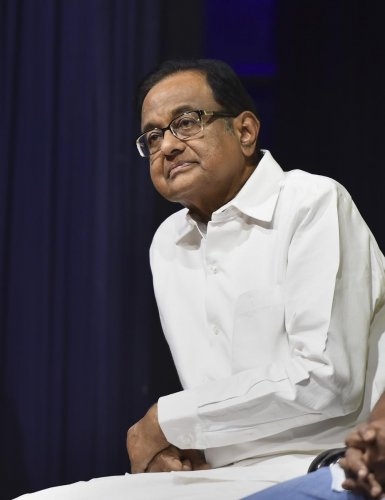 """All that we heard was tiresome repetition of old slogans and old cliches that have lost all meaning in the last few years,"" said Congress leader P Chidambaram."