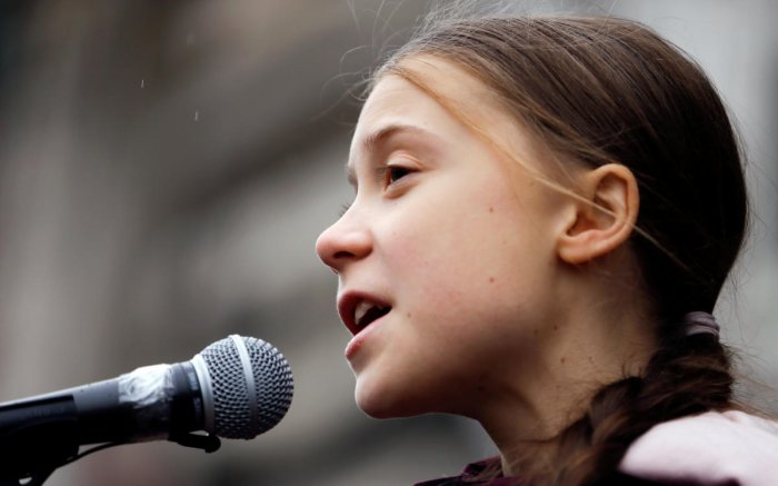 """The pair added that without the Fridays For Future movement and Greta Thunberg, """"the climate issue would not have been on the agenda to such an extent as it is today."""""""