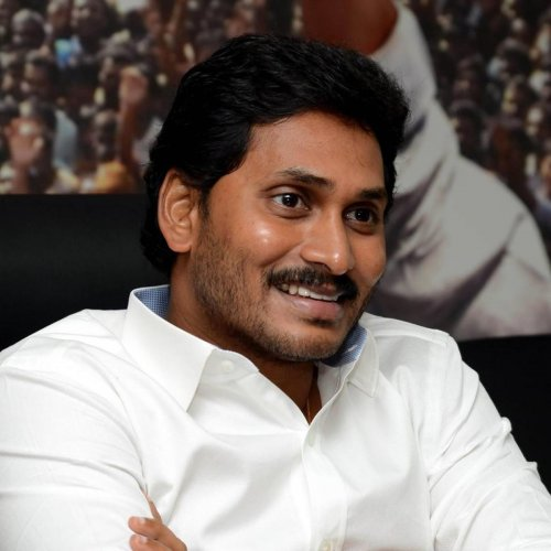 YS Jagan Mohan Reddy is the Chief Minister of Andhra Pradesh. (Credit: Facebook)
