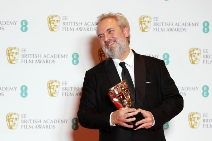 Sam Mendes is a favourite to win the 'Best Director' award for 1917. (Photo: AFP photo/Adrian Dennis)