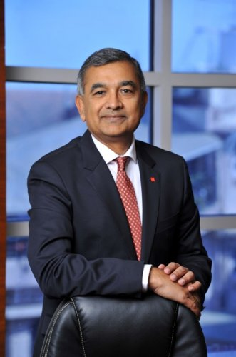 Surojit Shome, General Manager & Chief Executive Officer of DBS Bank India