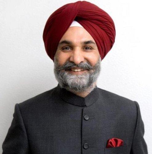 Taranjit Singh Sandhu. (DH File Photo)