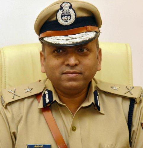 Hemant Nimbalkar. (DH Photo)