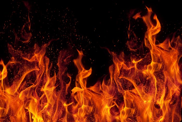 The woman, who suffered about 95 per cent burns in the incident that took place in Andhari village of Sillod tehsil on Sunday midnight, was battling for life at a government hospital here. Credit: iStock image
