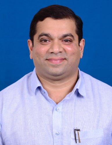 Rohan Khaunte file photo (DH Photo)