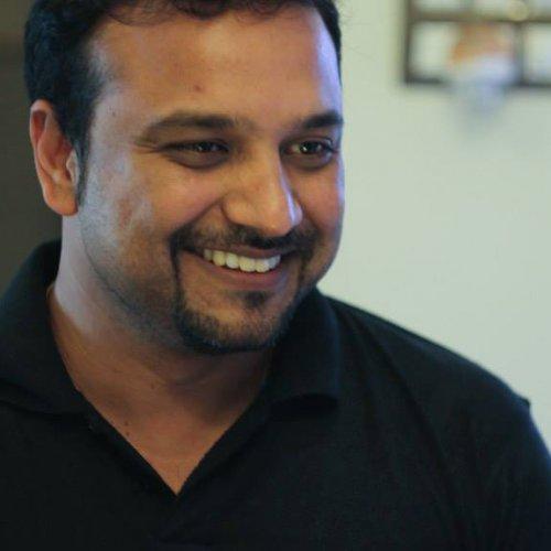 Anand Varadaraj. Credit: bisff.in