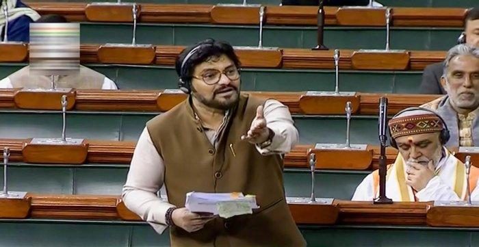 Babul Supriyo. (PTI Photo)