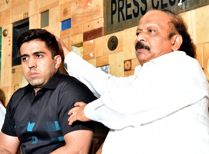 The police also booked the MD and CEO and subscriber content head of Facebook in India in the case. (Credit: DH Photo)