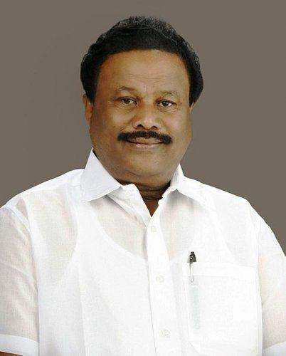 Dindigul C Sreenivasan. Photo: Wikimedia commons