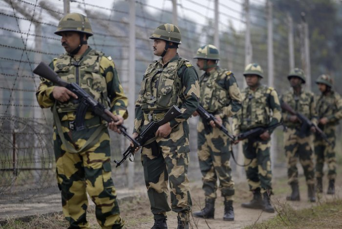 Border Security Force. (PTI file photo)
