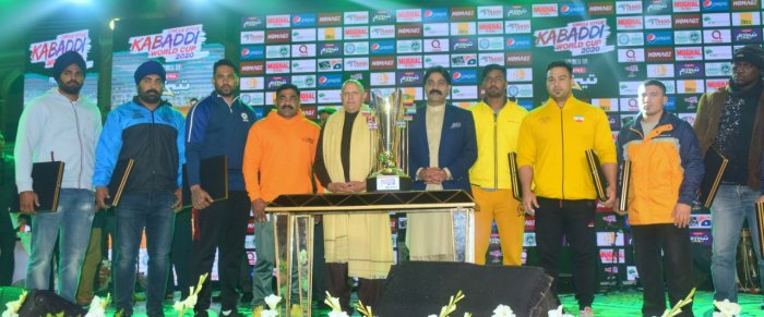 The tournament opens on Monday at the Punjab Football Stadium in Lahore followed by some matches which will also be held in Faisalabad and Gujrat. Credit: Twitter (@TeamSarwar)