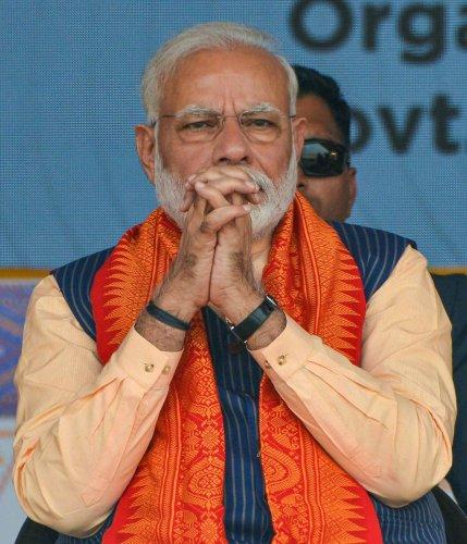Narendra Modi file photo (PTI Photo)