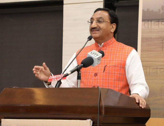 Pokhriyal said the government was aware of the incident at Gargi College, a reputed institute in the national capital.